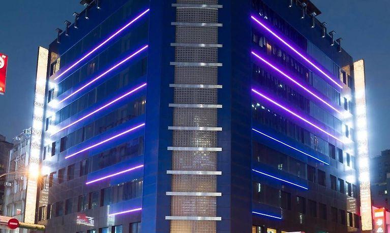 Green World Station Hotel Taipei